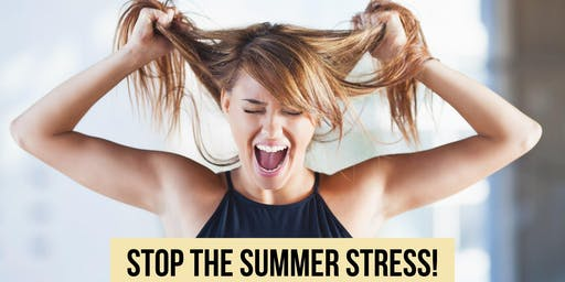 Stop the Summer Stress: Essential Oils for Emotional Health