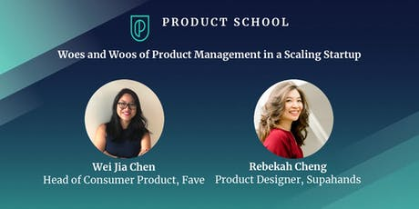 Woes and Woos of Product Management in a Scaling Startup tickets