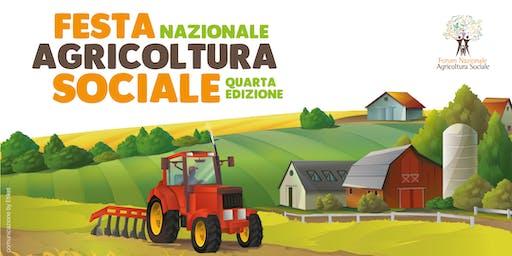 Festa nazionale agricoltura sociale - IV edizione