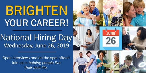 ResCare Residential of Atlanta Job Fair