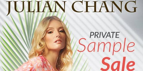 Julian Chang - Summer Sample Sale - Fashion  tickets
