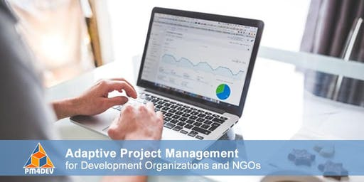 Online Course: Adaptive Project Management for Development (August 05, 2019)