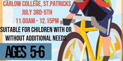 Learn To Cycle Camp Carlow