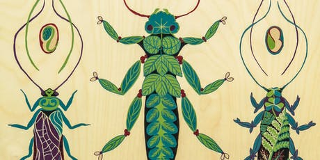 Observing Insects: Allison Green Artist-in-Residence at the Fredericton Botanic Garden tickets