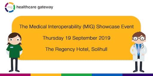 MIG Showcase Event, Birmingham