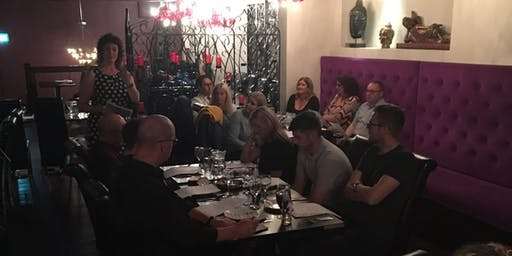 Sarah Stanley's Networking Curry Night