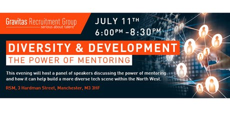 Diversity and Development - The Power of Mentoring tickets