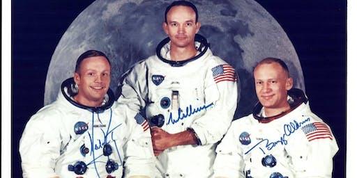Moon Landing Tour Tuesday