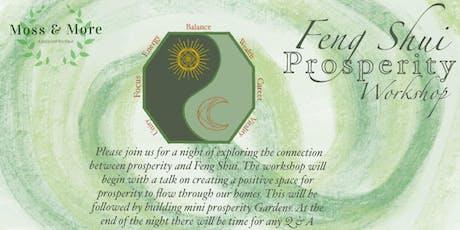 Feng Shui Series: Prosperity tickets