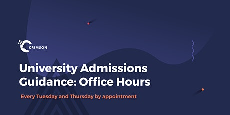 University Admission Guidance - London tickets