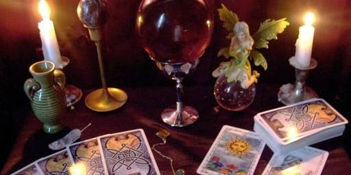 The Alchemist Psychic Evening with Maria Roma