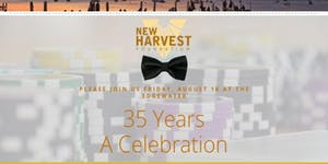 New Harvest Foundation 35th Gala