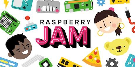 Oxford Raspberry Jam: Evening Flavour tickets