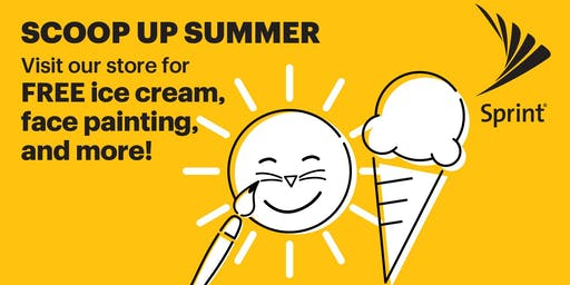 Scoop Up Summer at Sprint!