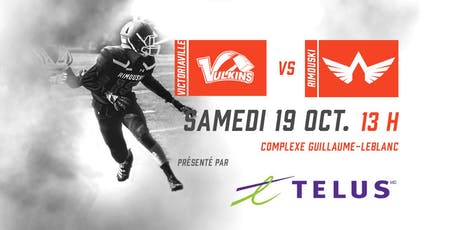 Chicoutimi c. Rimouski - Match TELUS tickets