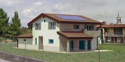CANTIERE APERTO: Villa singola in legno ad Ambivere (BG)