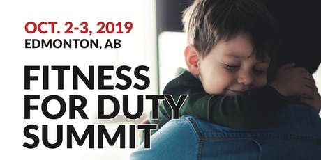 Fitness for Duty Summit - 2019 tickets