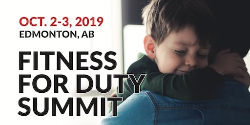 Fitness for Duty Summit - 2019