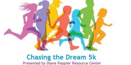Chasing the Dream 5K Run/ Walk tickets