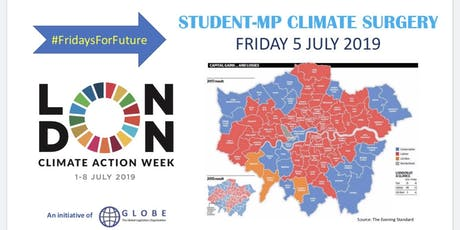 STUDENT-MP CLIMATE SURGERY tickets