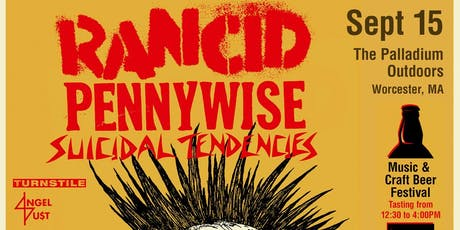 WAAF Presents: RANCID with guests Pennywise tickets