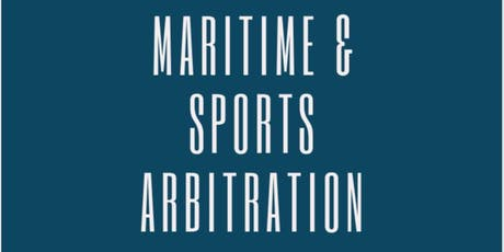 Trends in Maritime and Sports Arbitration tickets
