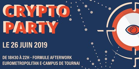 Crypto Party is back tickets