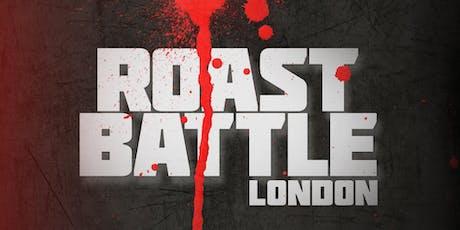 Comedy Roast Battles • Roast Battle UK • Season Finale tickets