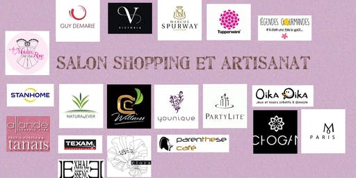 Salon shopping et artisanat