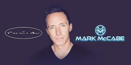 Mark Mc Cabe live at TheC.I.Bar tickets