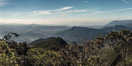 Trilha do Pico do Tabuleiro ingressos