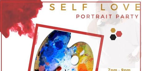 Self Love Portrait Party tickets