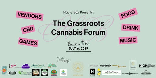 The Grassroots Cannabis Forum