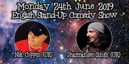 Vienna: Cosmic Comedy World Tour - An Edinburgh Fringe Preview