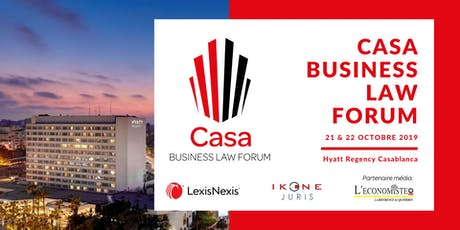 Casa Business Law Forum 2019 tickets