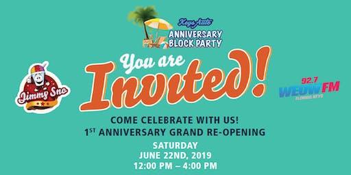 Anniversary Block Party - Keys Auto Center
