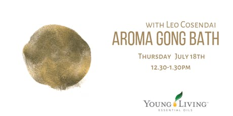 Aroma Gong Bath tickets