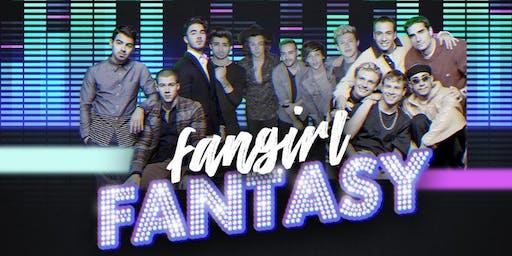 Fangirl Fantasy: BoyBand Edition