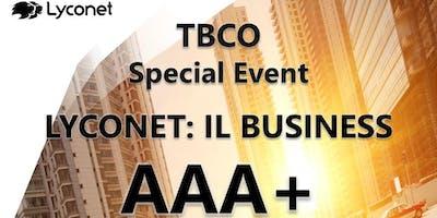 LYCONET: IL BUSINESS AAA+ (team Pellegrini/Civiero)