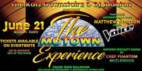 The Katz Downstairz & DJ Juanton presents: The Mowtown Experience tickets