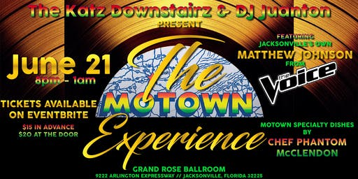 The Katz Downstairz & DJ Juanton presents: The Mowtown Experience
