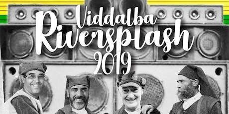 VIDDALBA RIVERSPLASH 2019 biglietti