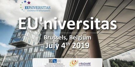 EU'NIVERSITAS- An University Alliance  open to Excellence, Europe, Future and Society tickets