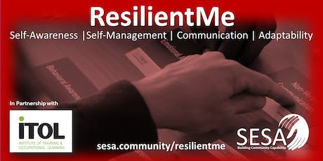 ResilientMe: September Day Camps tickets