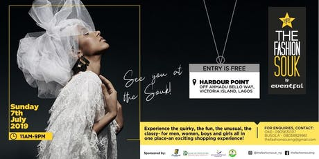 The Fashion Souk by Eventful 3 tickets