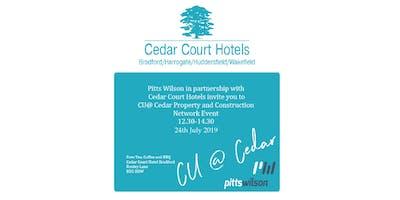 CU@Cedar