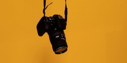 10 WEEK  BEGINNERS PHOTOGRAPHY COURSE (SEPTEMBER)