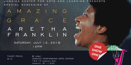 Amazing Grace: Aretha Franklin tickets