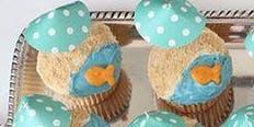 Beach Cupcake Toddler Class