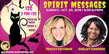Spirit Messages tickets